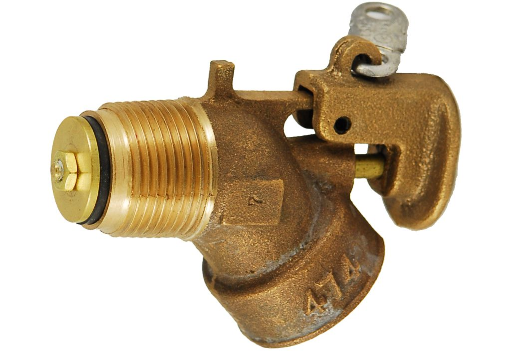 Farm Tank Emergency Valves