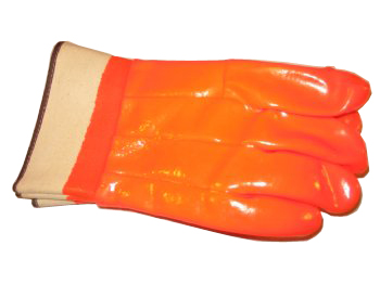 Orange Fueler Gloves