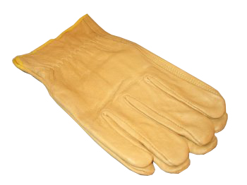 Lined Pigskin Drivers Glove