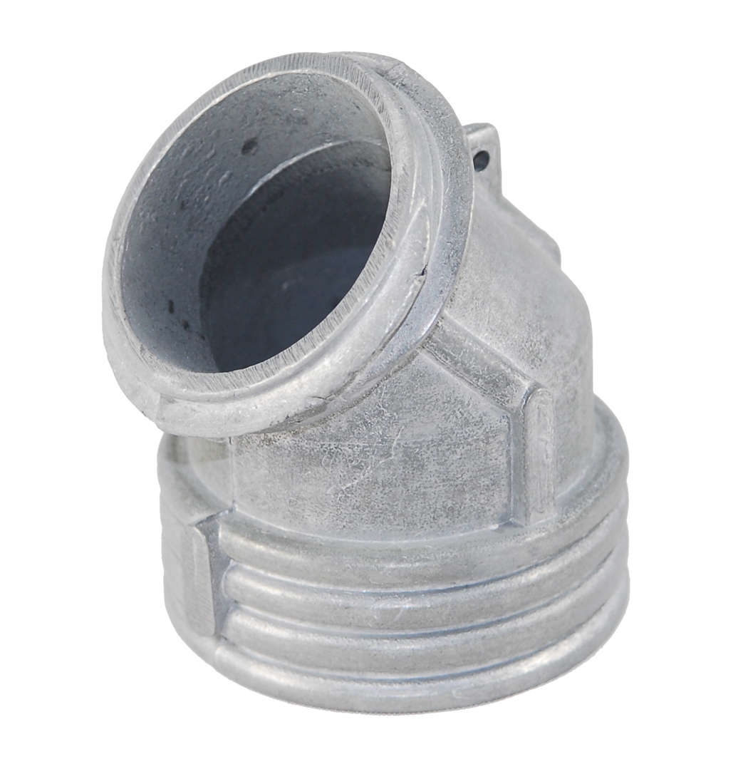 "1-1/2"" (UF-44) Female 45 Degree Adapter"