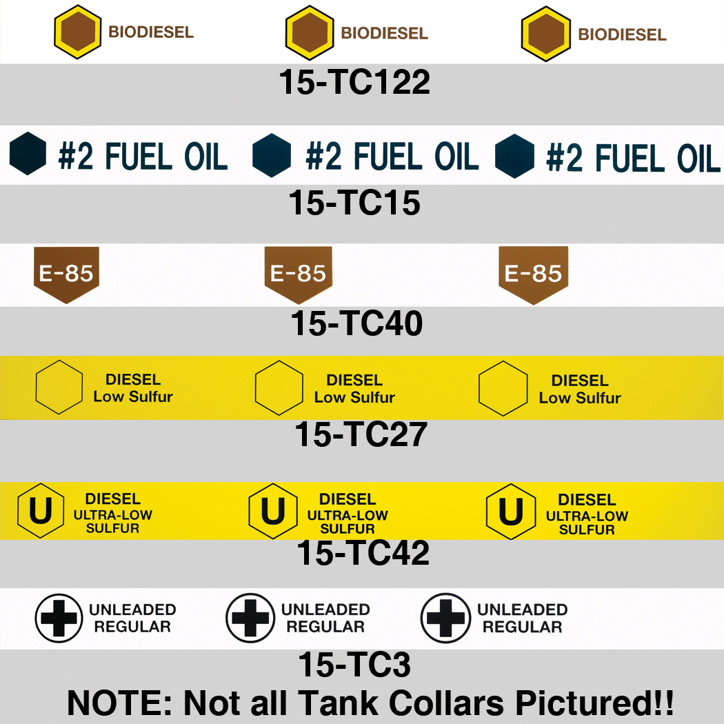 Ultra-Low Sulfur Diesel Tank Collar