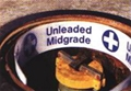 Unleaded Mid-grade Tank Collar