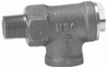 "Morrison 1/2"" Ductile Iron 100 PSI Expansion Relief Valve"
